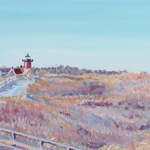 Nauset Light Eastham by Amy Rice