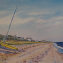 New Seabury Popponessett, painting by Amy Rice