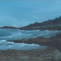 Approaching Storm, Acrylic by Chris O'Dell Ferguson
