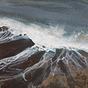 Changing Tide, Acrylic by Chris O'Dell Ferguson