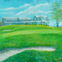 Woods Hole Club House by John Woodruff