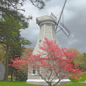 Jefferson Windmill by Ned Manter