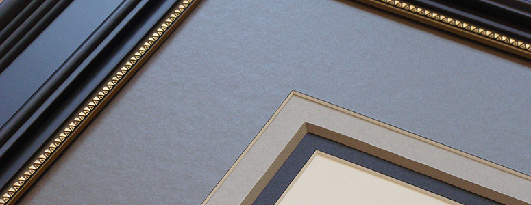 Custom Picture Framing on Cape Cod - Woodruff\'s Art Center
