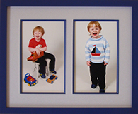Custom Framed Childrens Photography